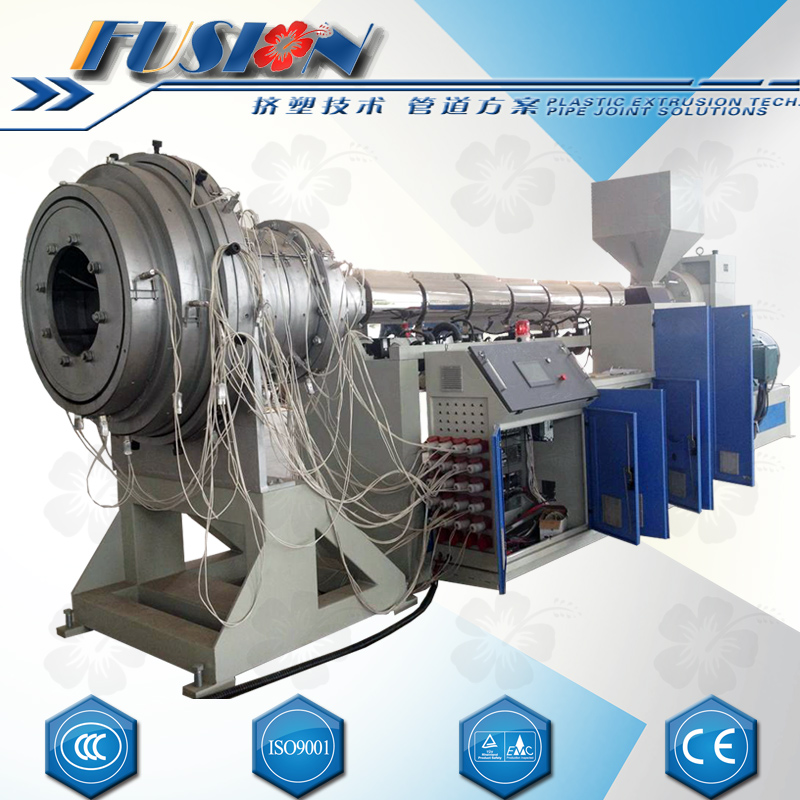 thermal insulation pipe extruder