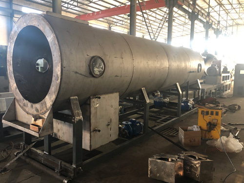 vacuum spray cooling tank