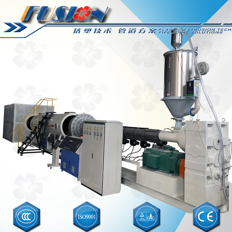 HDPE Pipe Extrusion Line