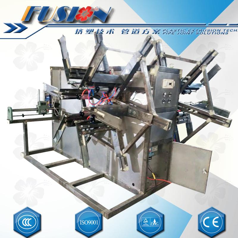 HDPE Pipe Winding Machine